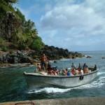 Pitcairn Longboat